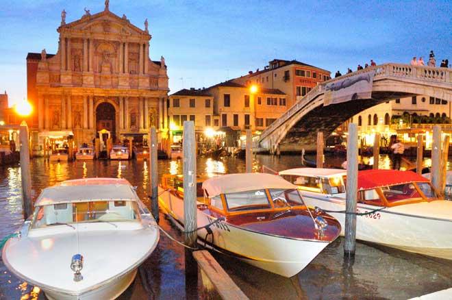 preços viagem veneza