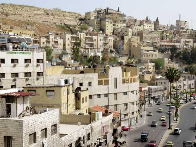 turismo amã jordânia