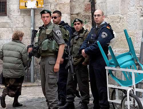 turismo em israel é perigoso