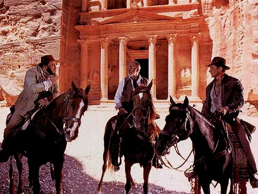 indiana jones petra jordânia