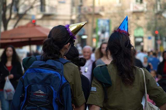segurança em israel