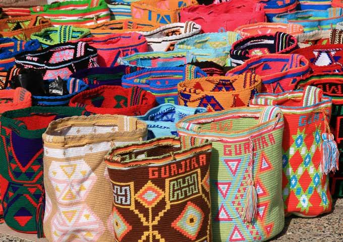 bolsas colombia
