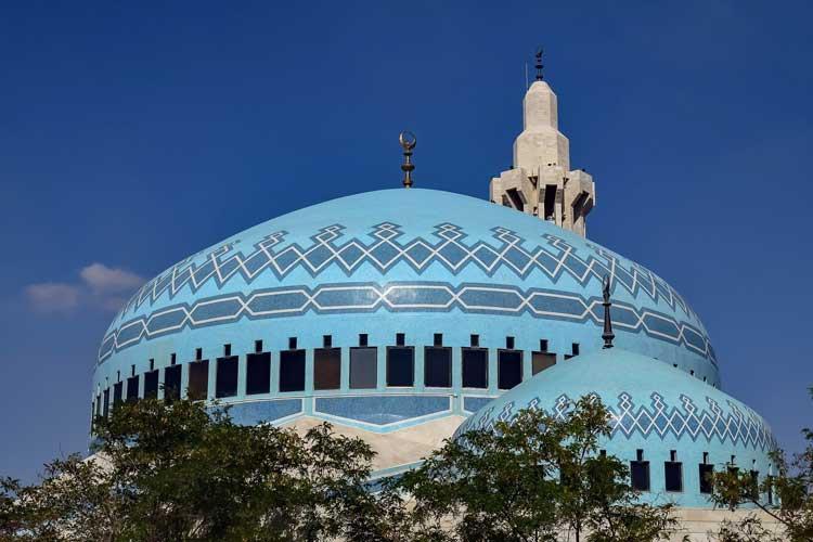 mesquitas de amã