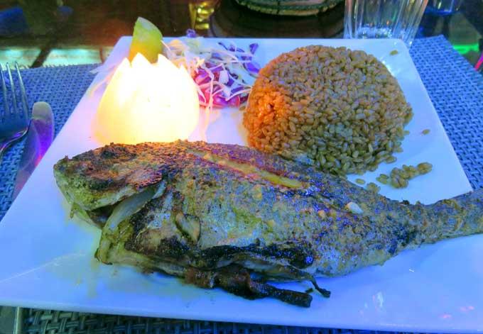 comida restaurante sharm el sheikh