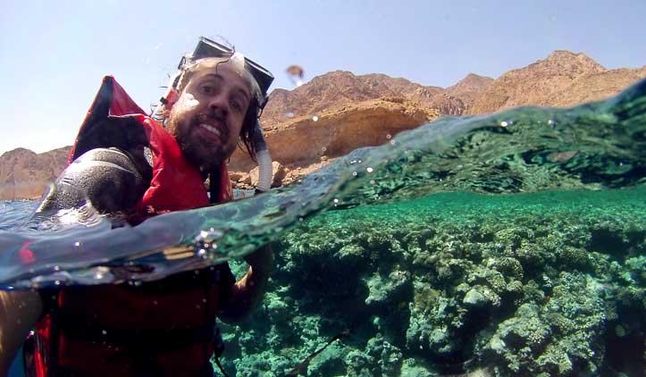 Blue Hole, Tiran e Ras Muhammad, conheça os tours de Sharm el Sheikh