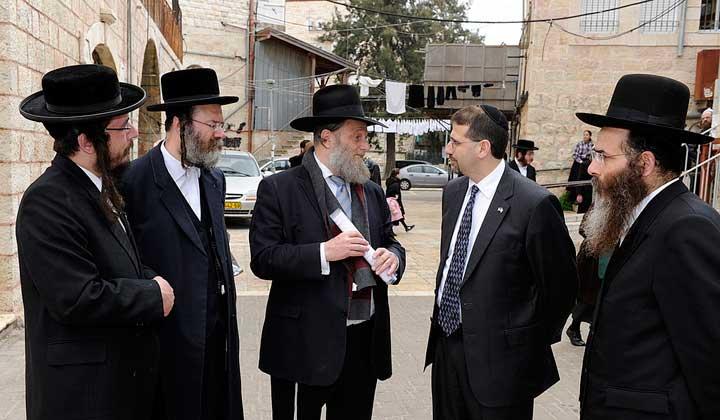 judeus ortodoxos jerusalem