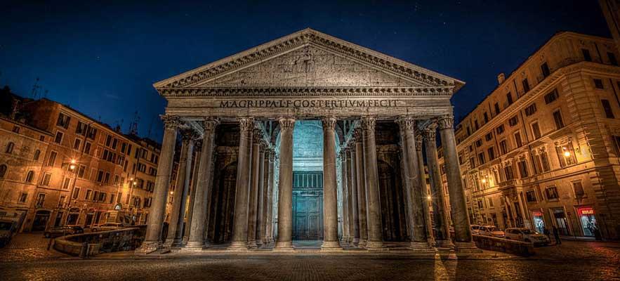 atividades italia pantheon
