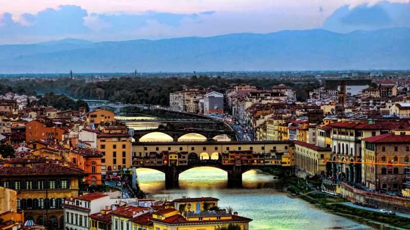 cidades turisticas italia florença