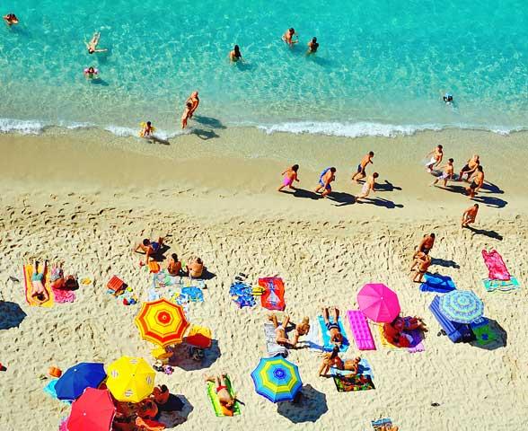 praias italia