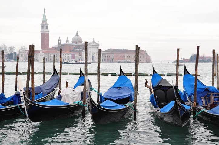 viagem italia veneza