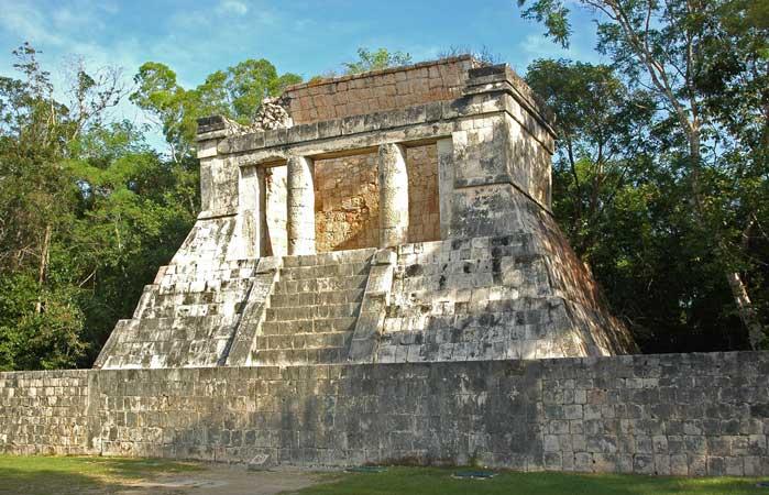 piramide maia chichen itza