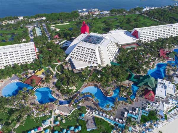 resorts all inclusive cancun