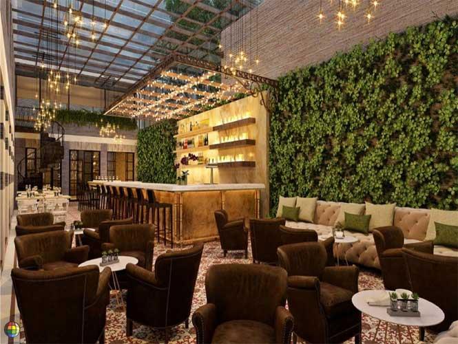 hotel de luxo Bogotá colômbia