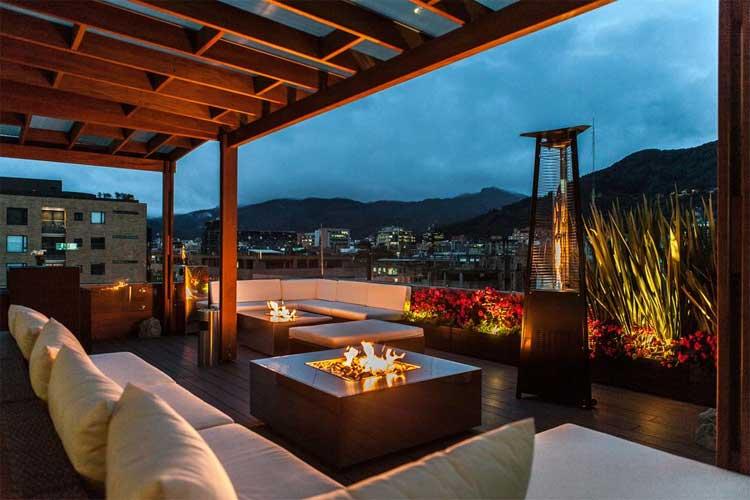 hotel em bofotá colômbia