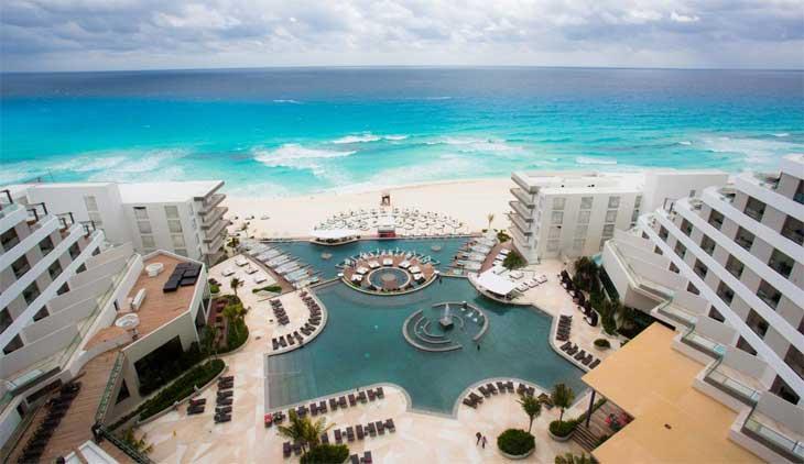 melhores resorts all inclusive cancun