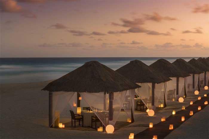 melhore resorts cancun mexico