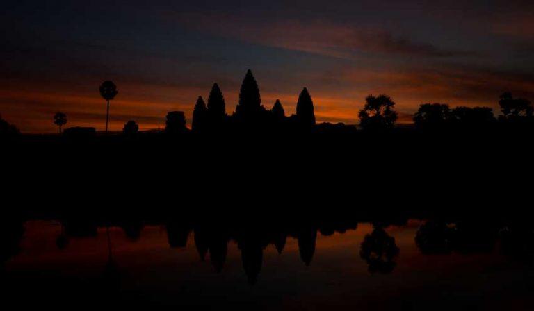 Angkor, a impressionante cidade dos templos de pedra