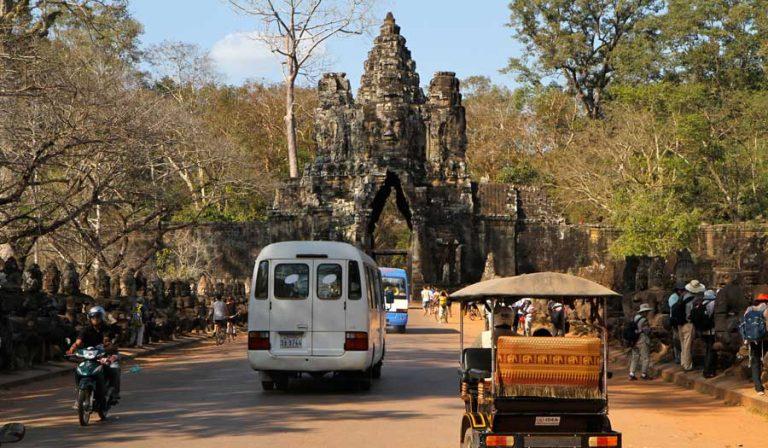 Como visitar Angkor, tour, templos e dicas