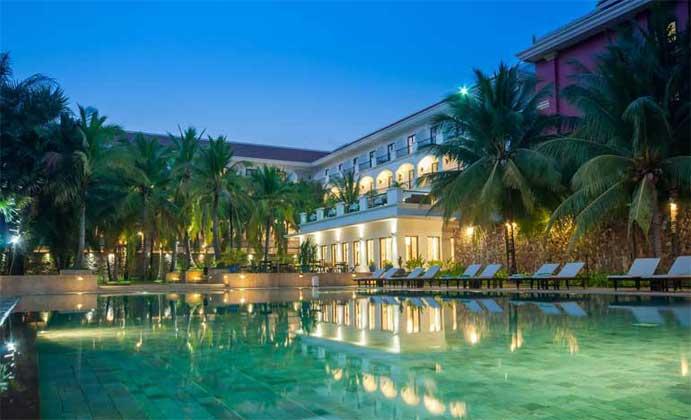 resorts angkor