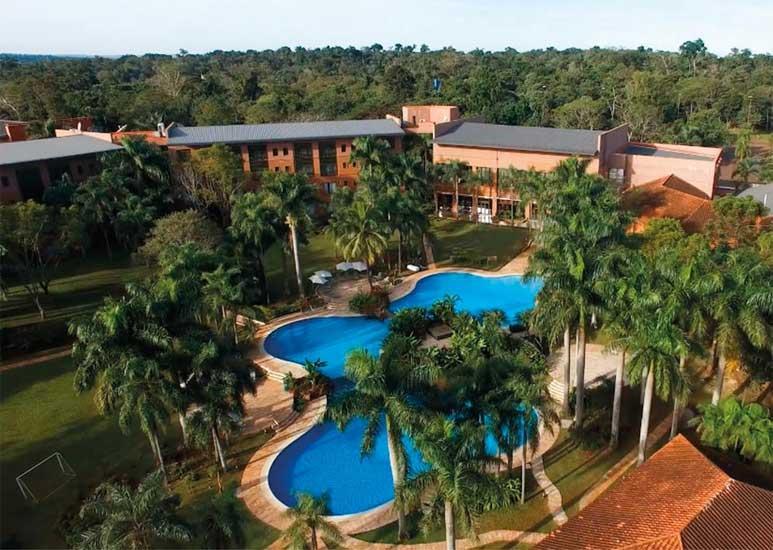 hotel cinco estrelas Puerto Iguazú