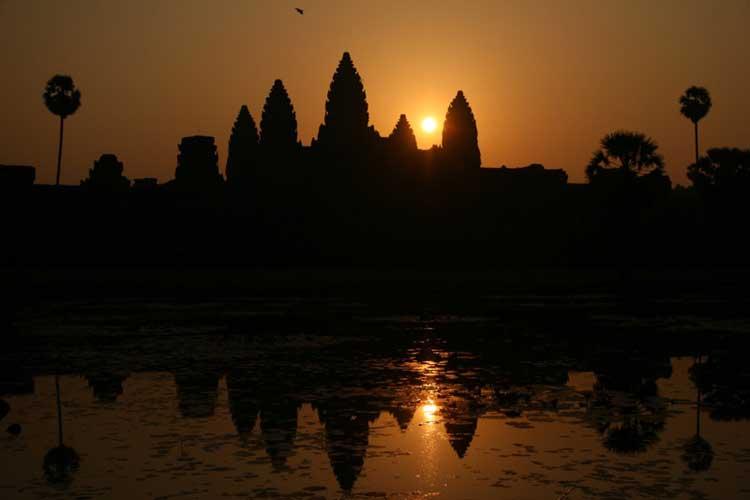 fotografar nascer do sol