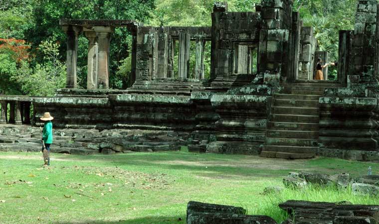 locais turísticos angkor
