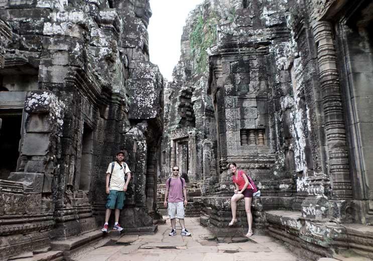 roteiros viagem angkor