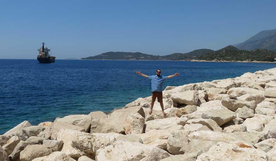 Litoral da Turquia, a famosa Costa Turquesa e suas bonitas praias