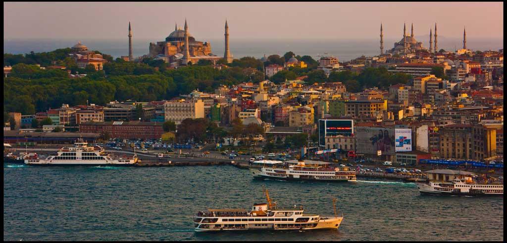 principais pontos turísticos turquia