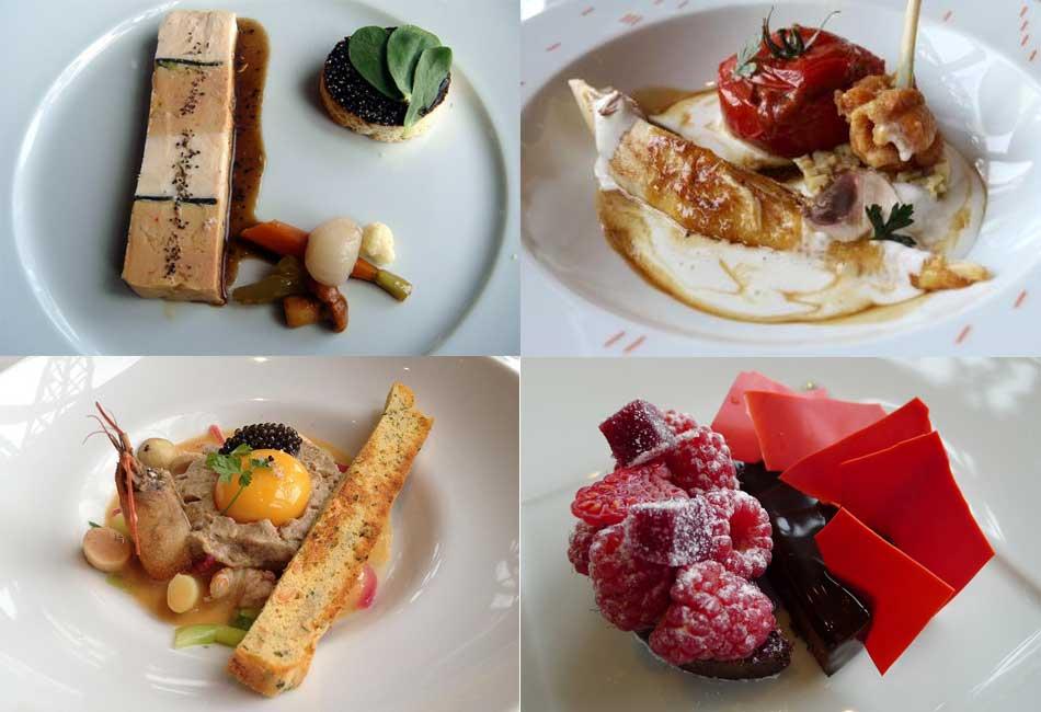 restaurante alta gastronomia paris