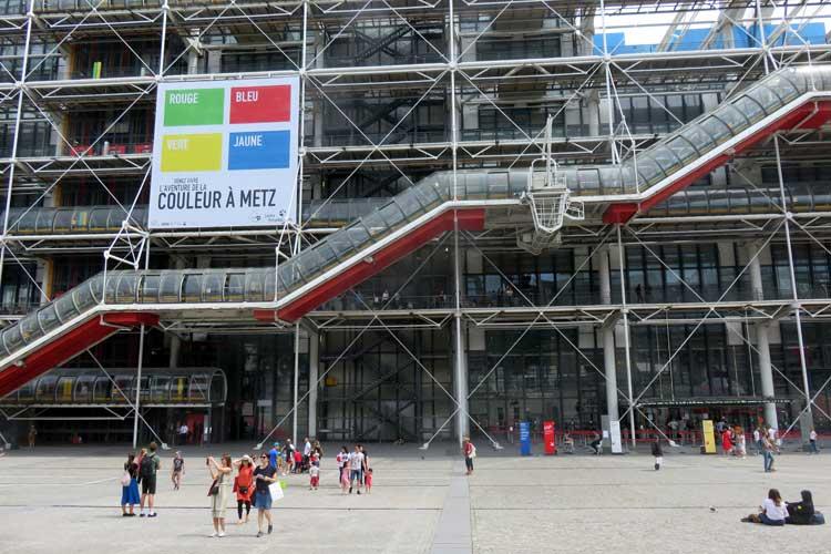 melhores museus paris