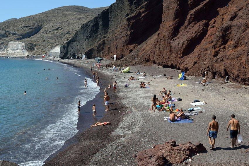 praias quando ir ilhas gregas
