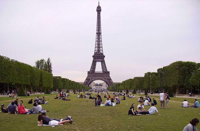 picnic verão paris