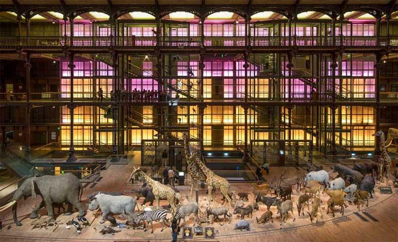 melhor museu para criança paris
