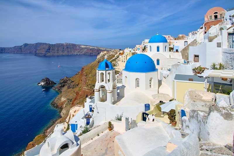 destinso de praia grecia croacia
