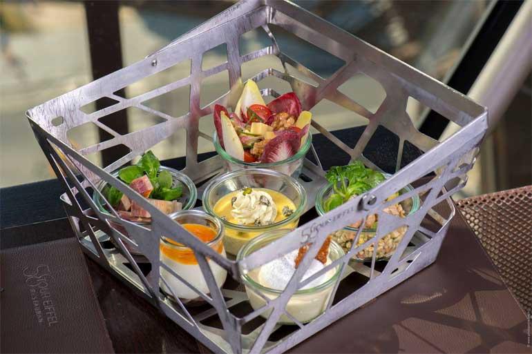 almoço economico restaurante torre eiffel