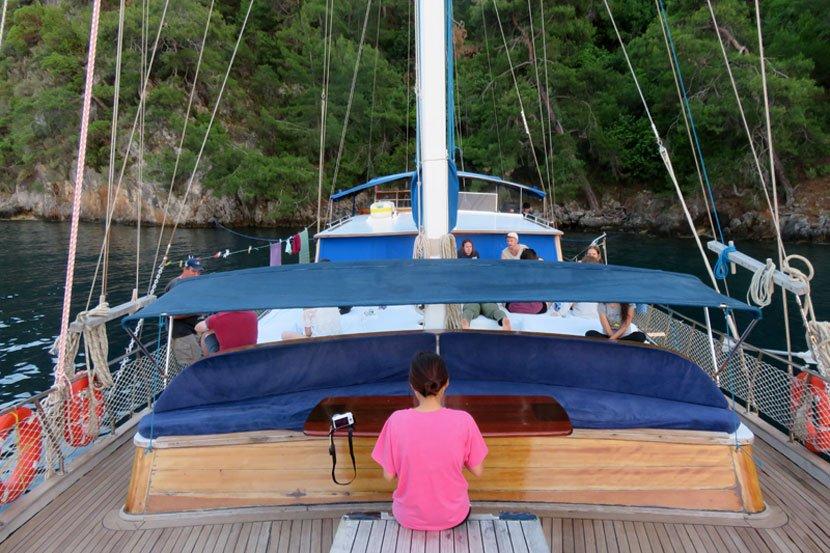 barco gulet