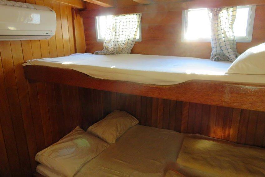 cabine cruzeiro turquia