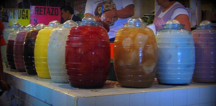 comidas tipicas cidade do mexico