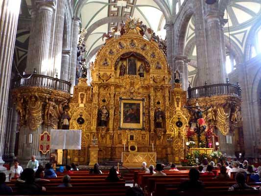 Catedral Metropolitana Cidade do Mexico