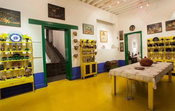 museu frida cidade do mexico