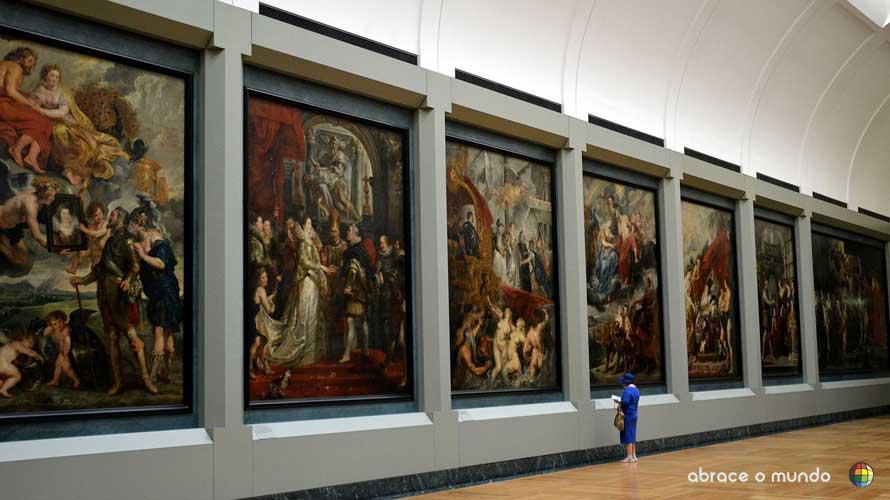 museu mais famoso de paris