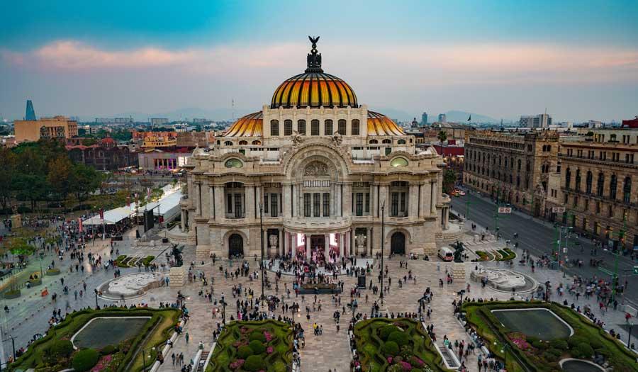 Palacio de Bellas Artes - Foto: Nan Palmero  (CC BY 2.0)