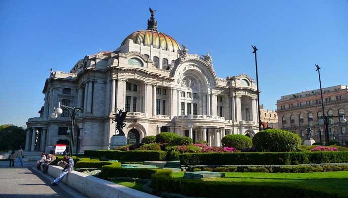 oq fazer na cidade do mexico