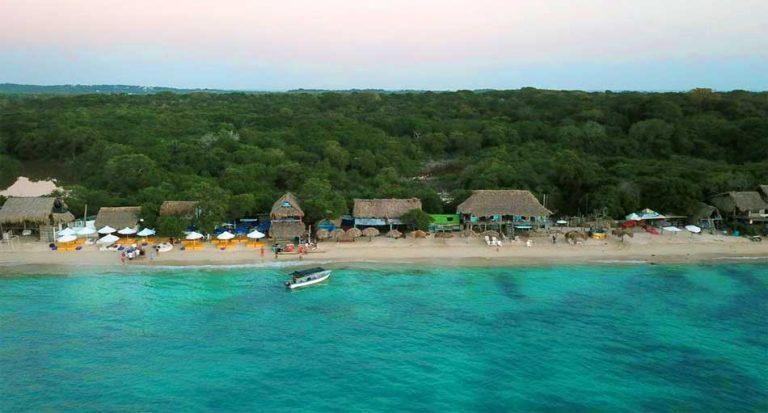 Onde ficar em Playa Blanca, Cartagena: pousadas a hotéis de luxo