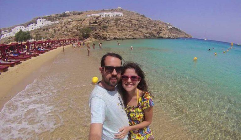 Mykonos é uma boa ilha para casais?
