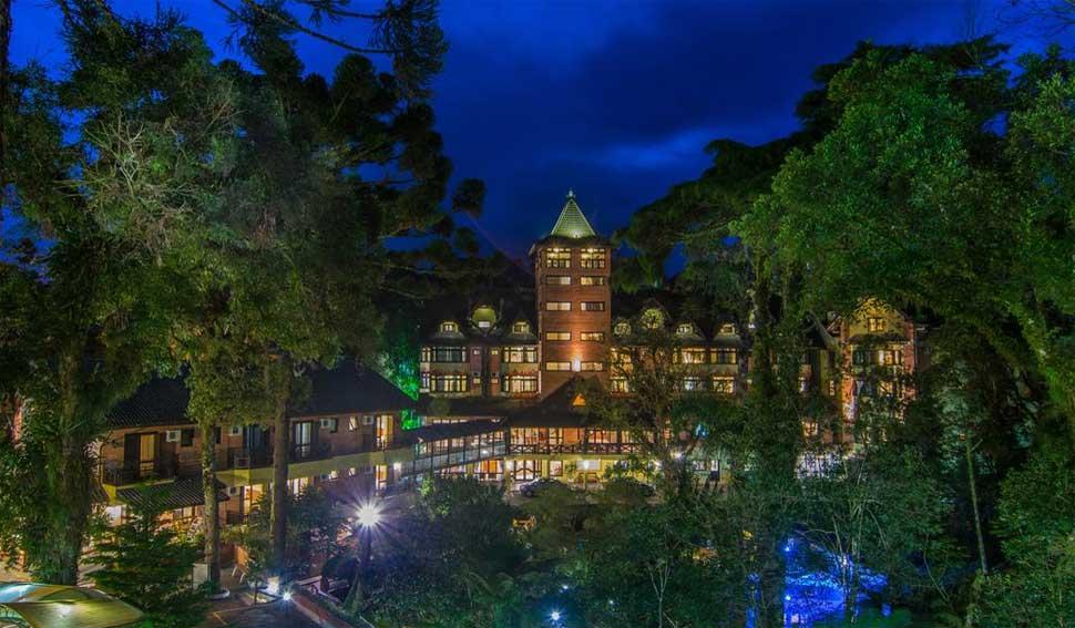 Hotel Recanto da Serra - Foto: divulgação