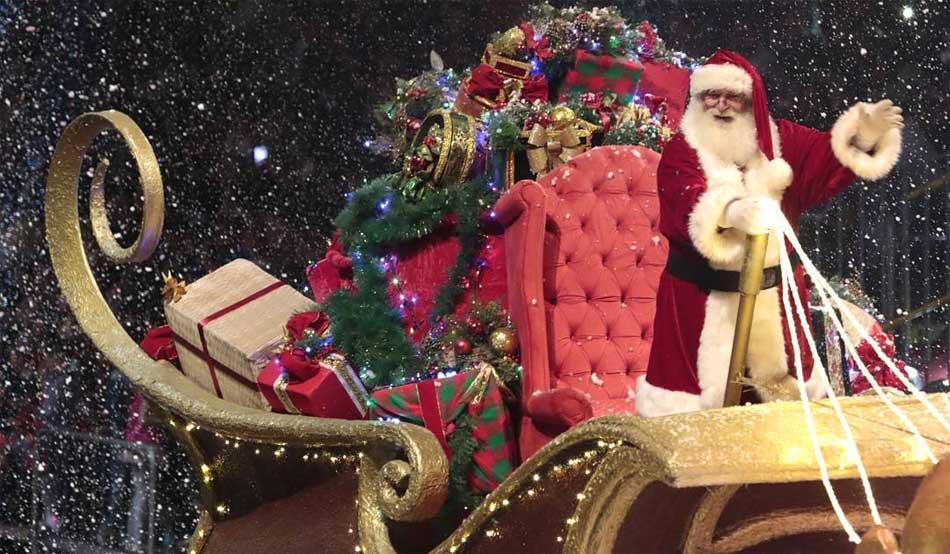 Grande Desfile de Natal - Foto: divulgação