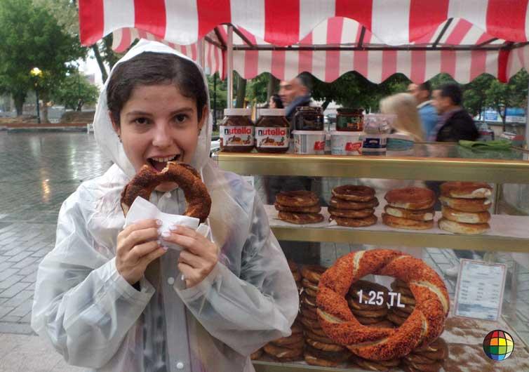 comida de rua turquia