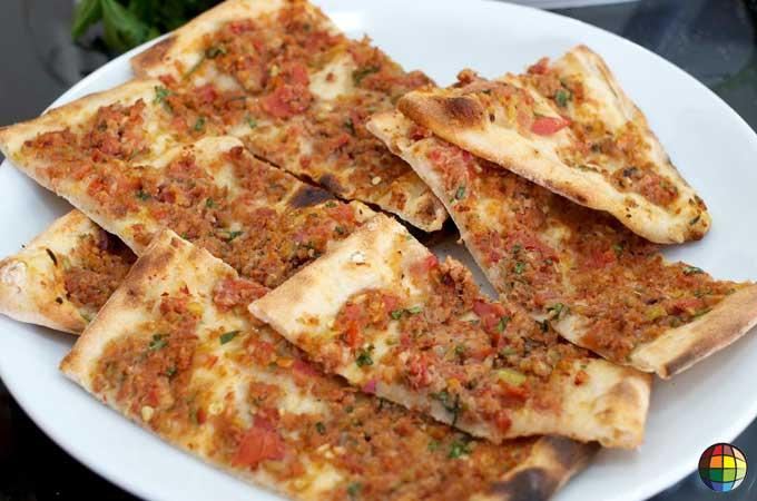 comidas tipicas da turquia